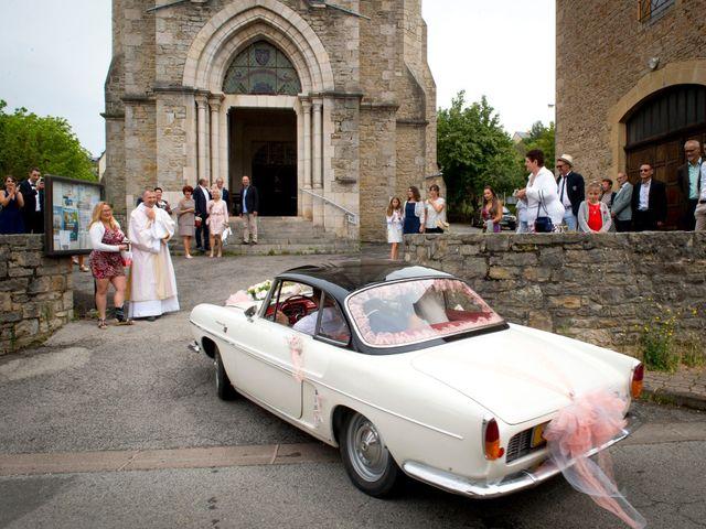 Le mariage de Geoffroy et Perrine à Sévérac-le-Château, Aveyron 52