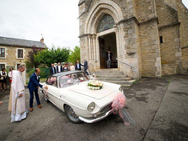 Le mariage de Geoffroy et Perrine à Sévérac-le-Château, Aveyron 53