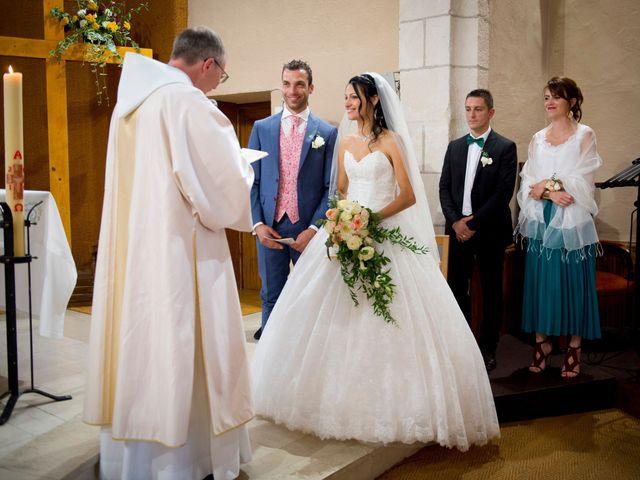 Le mariage de Geoffroy et Perrine à Sévérac-le-Château, Aveyron 60