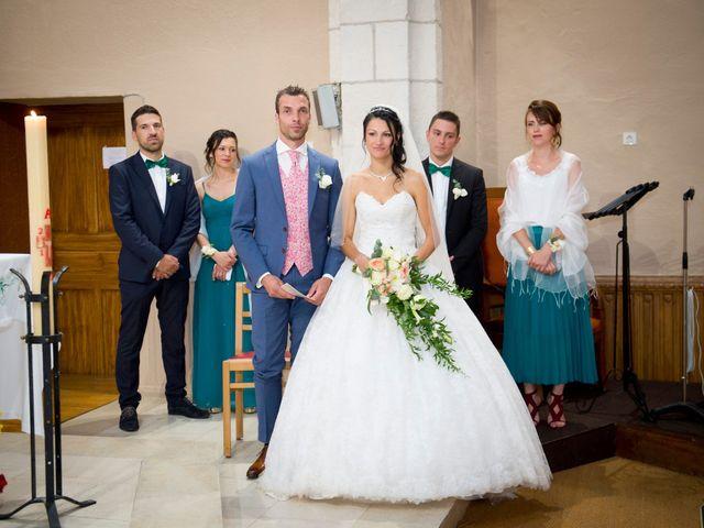 Le mariage de Geoffroy et Perrine à Sévérac-le-Château, Aveyron 61