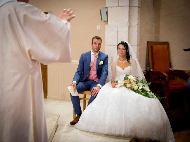 Le mariage de Geoffroy et Perrine à Sévérac-le-Château, Aveyron 63