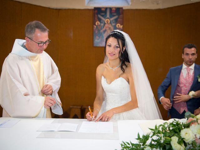 Le mariage de Geoffroy et Perrine à Sévérac-le-Château, Aveyron 67