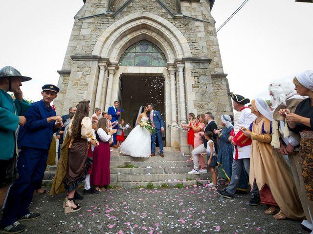 Le mariage de Geoffroy et Perrine à Sévérac-le-Château, Aveyron 69