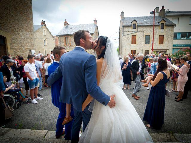 Le mariage de Geoffroy et Perrine à Sévérac-le-Château, Aveyron 74