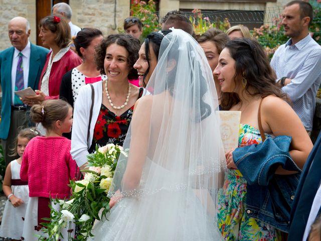 Le mariage de Geoffroy et Perrine à Sévérac-le-Château, Aveyron 75