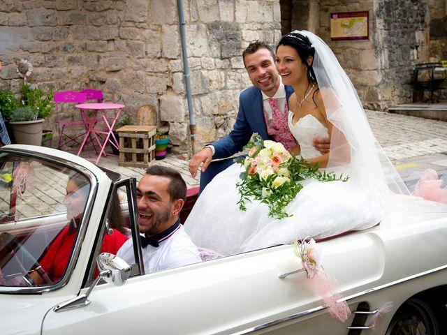 Le mariage de Geoffroy et Perrine à Sévérac-le-Château, Aveyron 77
