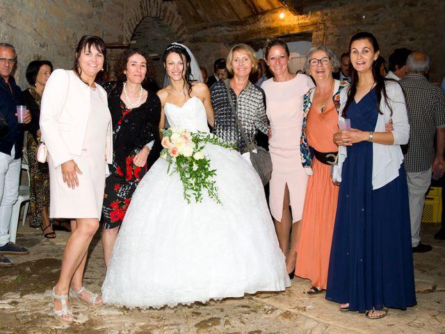 Le mariage de Geoffroy et Perrine à Sévérac-le-Château, Aveyron 82