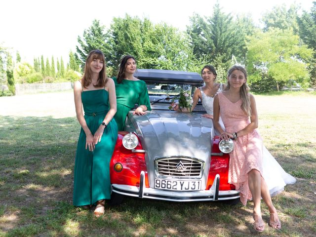 Le mariage de Julien  et Laetitia à L'Union, Haute-Garonne 13