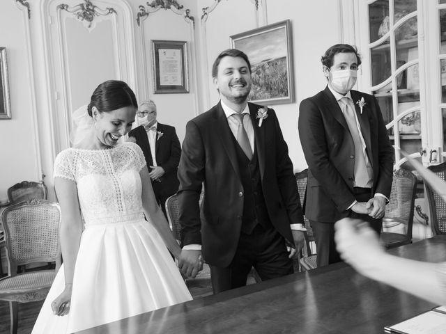 Le mariage de Charles-Henry et Sana à Angoulême, Charente 24