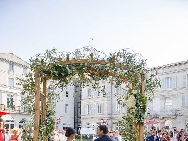 Le mariage de Charles-Henry et Sana à Angoulême, Charente 39