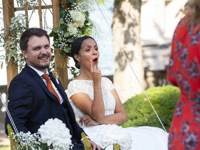Le mariage de Charles-Henry et Sana à Angoulême, Charente 44