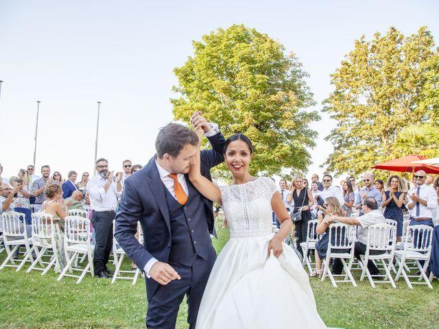 Le mariage de Charles-Henry et Sana à Angoulême, Charente 48