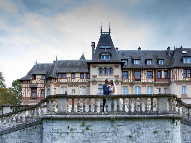 Le mariage de Thibaut et Gabrielle à Gouvieux, Oise 12