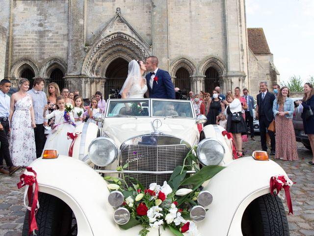 Le mariage de Thibaut et Gabrielle à Gouvieux, Oise 18