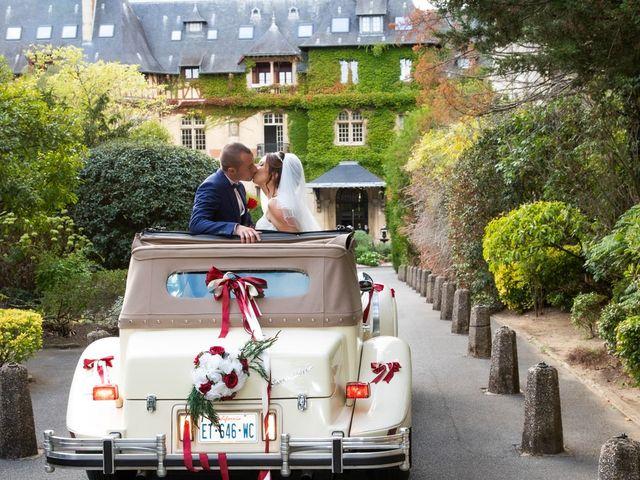 Le mariage de Thibaut et Gabrielle à Gouvieux, Oise 2