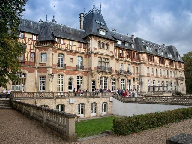 Le mariage de Thibaut et Gabrielle à Gouvieux, Oise 22