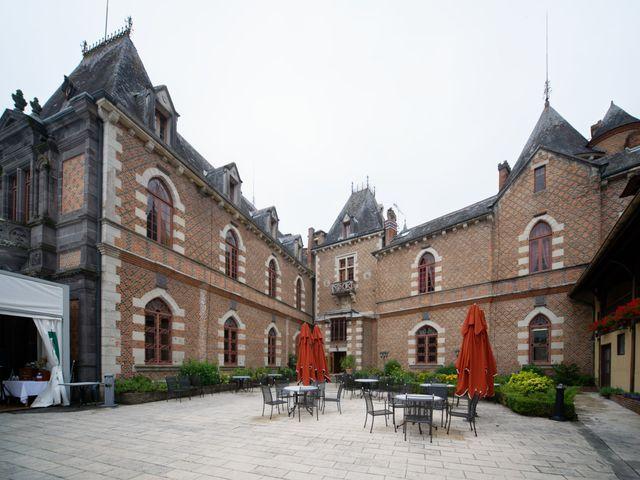 Le mariage de Davy et Sylvie à Saint-Priest-Bramefant, Puy-de-Dôme 3
