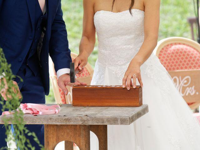 Le mariage de Davy et Sylvie à Saint-Priest-Bramefant, Puy-de-Dôme 29