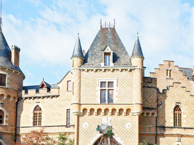 Le mariage de Davy et Sylvie à Saint-Priest-Bramefant, Puy-de-Dôme 35