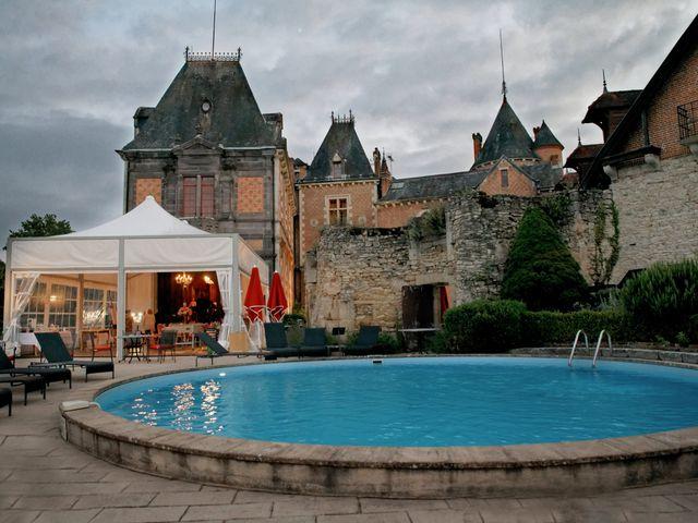 Le mariage de Davy et Sylvie à Saint-Priest-Bramefant, Puy-de-Dôme 40