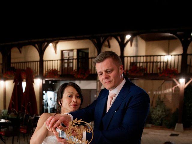 Le mariage de Davy et Sylvie à Saint-Priest-Bramefant, Puy-de-Dôme 42