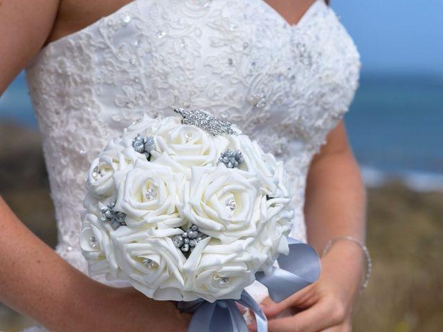 Le mariage de Jessica et Fabien à Ploudalmézeau, Finistère 6