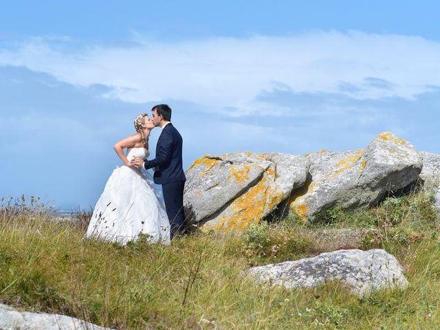 Le mariage de Jessica et Fabien à Ploudalmézeau, Finistère 7