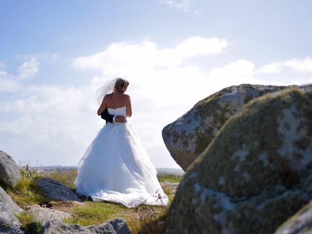 Le mariage de Jessica et Fabien à Ploudalmézeau, Finistère 8