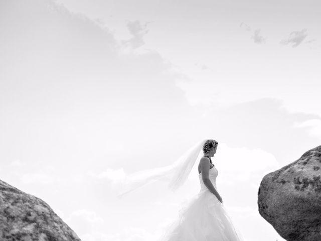 Le mariage de Jessica et Fabien à Ploudalmézeau, Finistère 10
