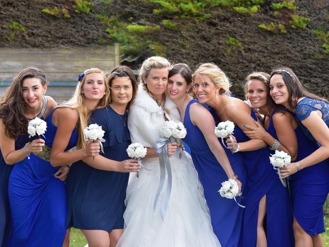 Le mariage de Jessica et Fabien à Ploudalmézeau, Finistère 13