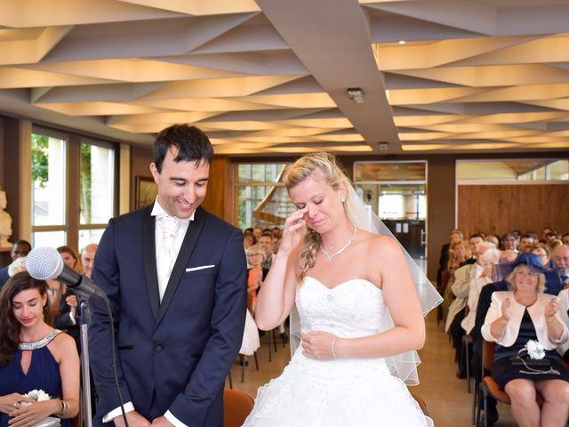 Le mariage de Jessica et Fabien à Ploudalmézeau, Finistère 19