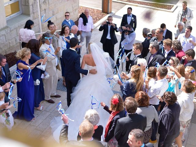 Le mariage de Jessica et Fabien à Ploudalmézeau, Finistère 21