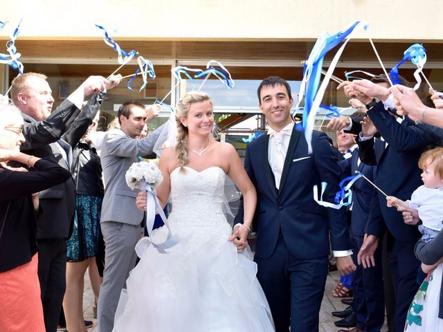 Le mariage de Jessica et Fabien à Ploudalmézeau, Finistère 22