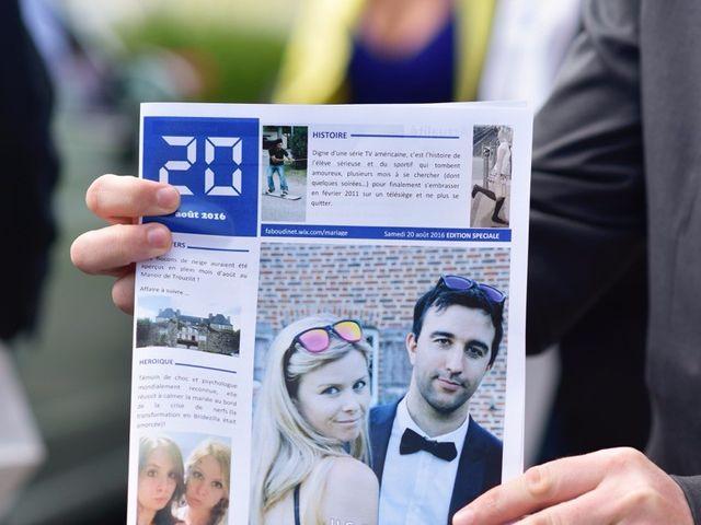 Le mariage de Jessica et Fabien à Ploudalmézeau, Finistère 23