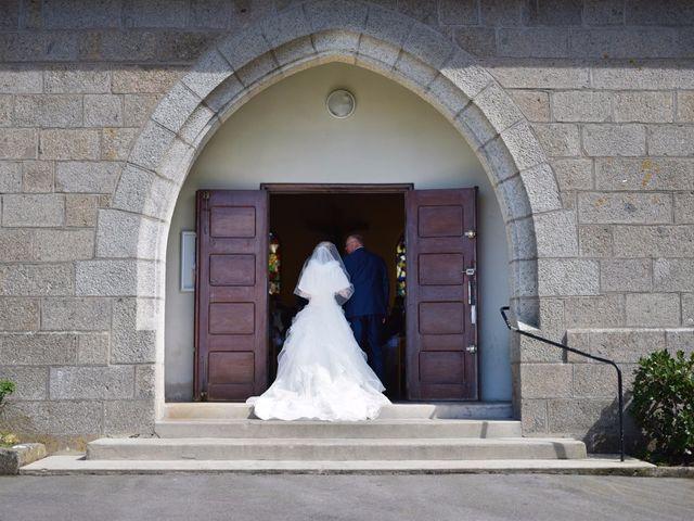 Le mariage de Jessica et Fabien à Ploudalmézeau, Finistère 25