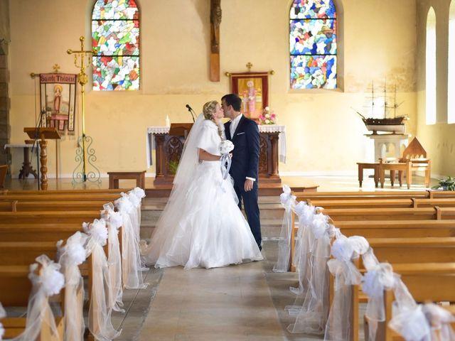 Le mariage de Jessica et Fabien à Ploudalmézeau, Finistère 26