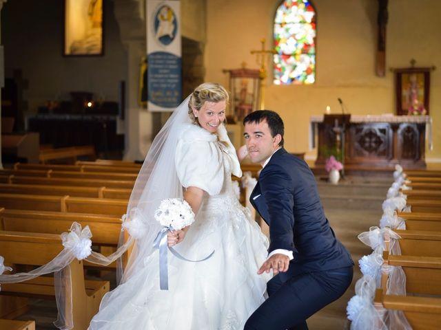 Le mariage de Jessica et Fabien à Ploudalmézeau, Finistère 27