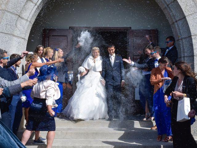 Le mariage de Jessica et Fabien à Ploudalmézeau, Finistère 28