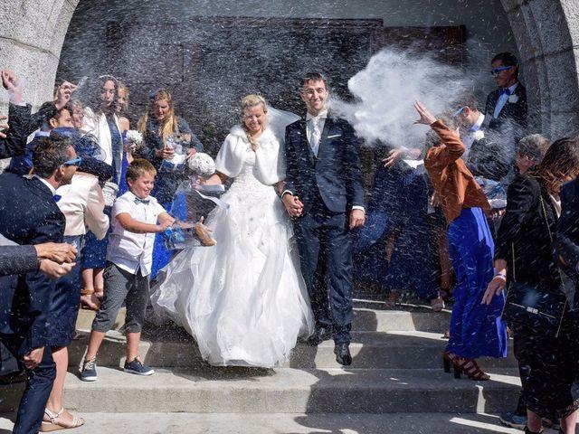Le mariage de Jessica et Fabien à Ploudalmézeau, Finistère 30