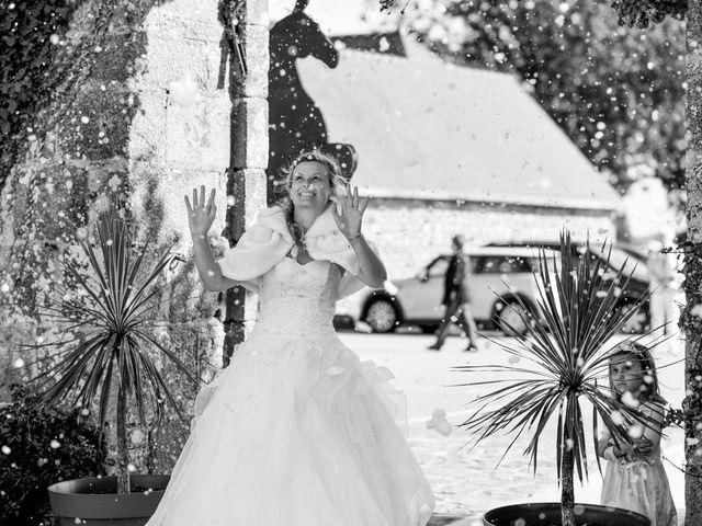 Le mariage de Jessica et Fabien à Ploudalmézeau, Finistère 31