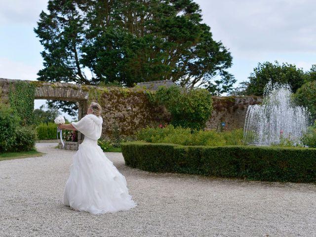 Le mariage de Jessica et Fabien à Ploudalmézeau, Finistère 32