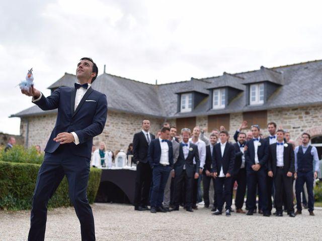 Le mariage de Jessica et Fabien à Ploudalmézeau, Finistère 34