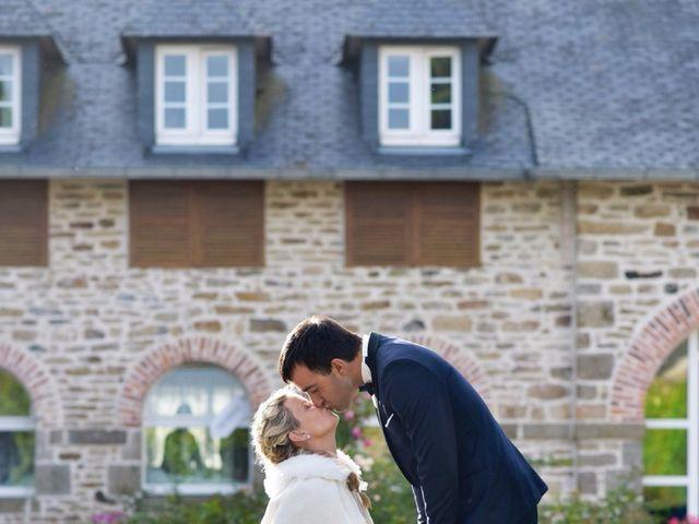 Le mariage de Jessica et Fabien à Ploudalmézeau, Finistère 1