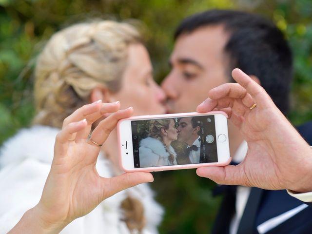 Le mariage de Jessica et Fabien à Ploudalmézeau, Finistère 36