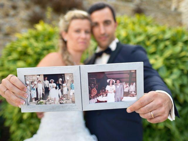 Le mariage de Jessica et Fabien à Ploudalmézeau, Finistère 37