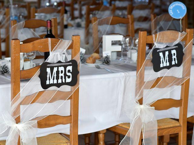 Le mariage de Jessica et Fabien à Ploudalmézeau, Finistère 39
