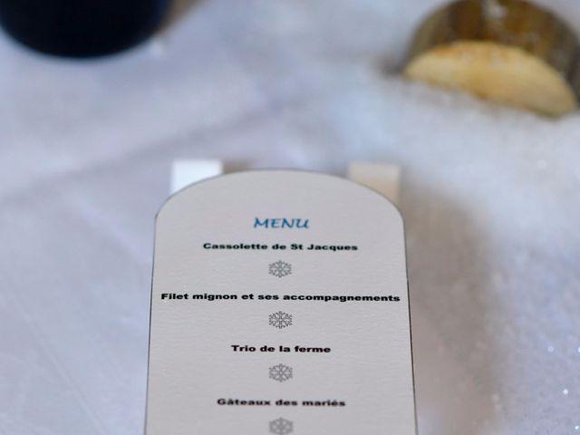 Le mariage de Jessica et Fabien à Ploudalmézeau, Finistère 41