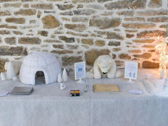 Le mariage de Jessica et Fabien à Ploudalmézeau, Finistère 44