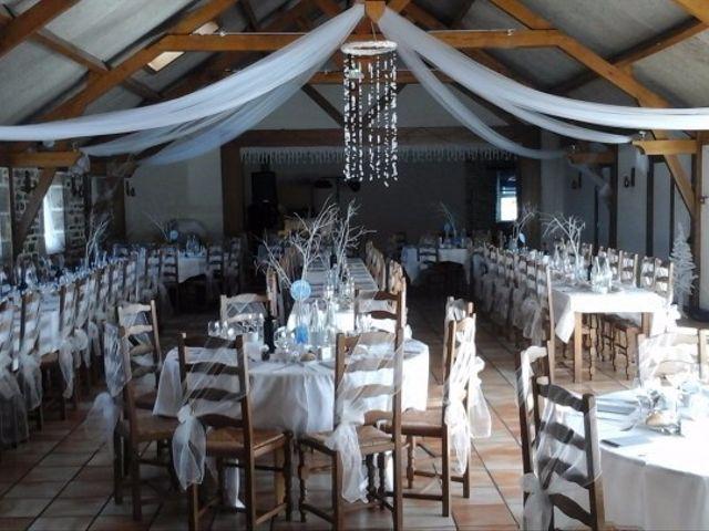Le mariage de Jessica et Fabien à Ploudalmézeau, Finistère 2