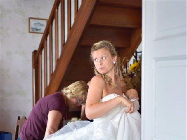 Le mariage de Jessica et Fabien à Ploudalmézeau, Finistère 62